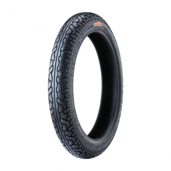 豪爵跨骑车3.25-18 C6087 TL后轮胎(真空胎)