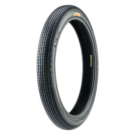 豪爵跨骑车2.75-18 CY102 TL前轮胎(真空胎)