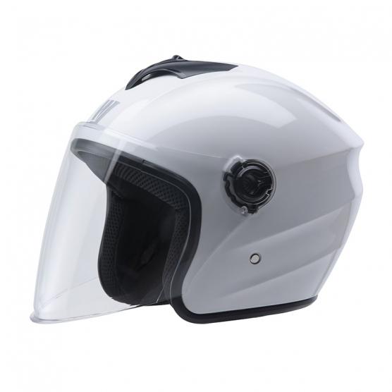 豪爵GB 811国标头盔-A类半盔(A828)