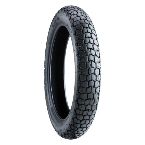 豪爵跨骑车3.50-16 CY126 TL后轮胎(真空胎)