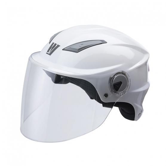豪爵GB 811国标头盔-B类半盔(918)